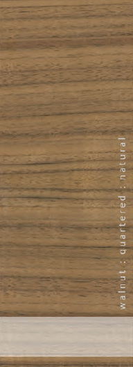 Walnut: Natural
